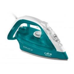 Fer à repasser 150 g/min CALOR FV3967CO Easygliss Durilium Turquoise 2300W