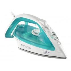 Fer à repasser 130g/min CALOR FV3950C0 Easygliss Durilium Turquoise 2300W