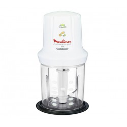 Mini-hachoir MOULINEX DJ305110 MULTI COMPACT Blanc 350W