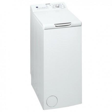 Lave-linge Top 7kg 1200T IGNIS LTE7312/1 A+++ Blanc