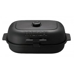 Toaster multifonctions HYUNDAI HY-MC311 Noir 1000W