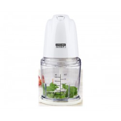 Mini hachoir 500 ml KITCHEN CHEF E1004 Blanc 260W