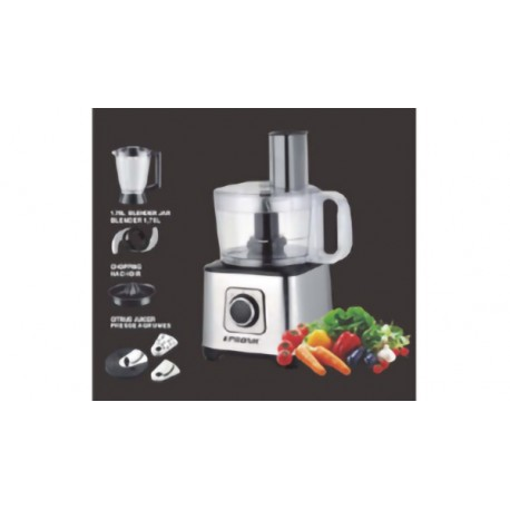Robot multifonctions 250 ml EPRONIC E-3065 Silver 600W