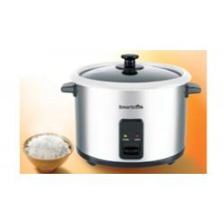 Cuiseur à riz 1,8 L SMARTCOOK SMC-RC-10C Inox 700W