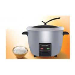 Cuiseur à riz 1,5 L SMARTCOOK SMC-RC-10014 Inox 500W