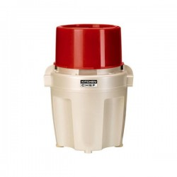 Hachoir / Moulinette à viandes 250 gr KITCHEN CHEF E320 Blanc, Rouge 700W