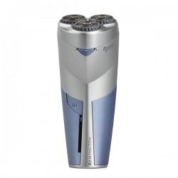 Rasoir 3 Têtes REMINGTON R320B - Rechargeable - Silver, Bleu