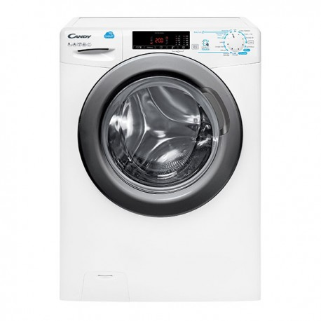 Lave-linge Frontal 9kg 1400T CANDY CSS149TR3 A+++ Blanc