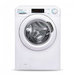 Lave-linge Frontal 10kg 1400T CANDY CSO14105T3-S A+++ Blanc