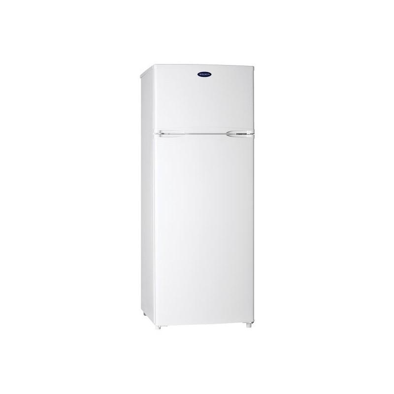Réfrigérateur 2 Portes 208L WILSON BCD225A+WIL Blanc