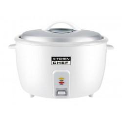 Cuiseur à riz 2,8 L KITCHEN CHEF RC15 Blanc 900 W
