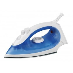 Fer à repasser vapeur MAÏTOP MTES-1128 Semelle Téflon Bleu 1600 W
