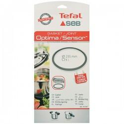 Joint Ø 23,5 cm pour Autocuiseurs OPTIMA / SENSOR 8L SEB 791947 - TEFAL 791948