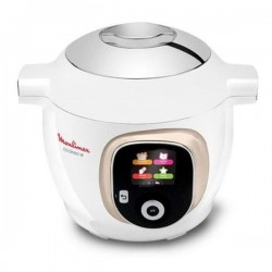 Multicuiseur COOKEO+ 6L MOULINEX YY4401FB Silver