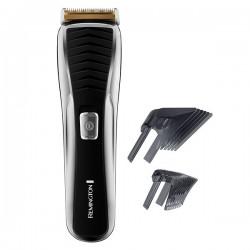 Tondeuse à cheveux REMINGTON HC7150 POWER TITANIUM PLUS Noir, Chrome