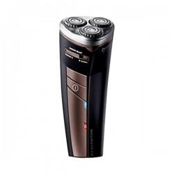 Rasoir 3 Têtes REMINGTON R710 - Secteur ou Rechargeable - Édition BMW - Marron