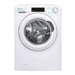 Lave-linge Frontal 8kg 1400T CANDY CSO1485TE-S A++ Blanc