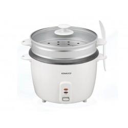 Cuiseur à riz 2,8 L + Panier vapeur KENWOOD RC630 Blanc