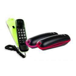 Téléphone filaire Compact LOGICOM L210 Divers Coloris Comp. Box