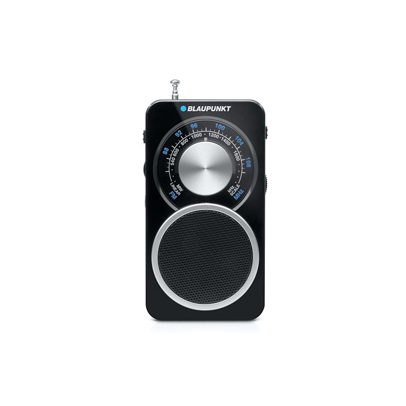 radio de poche blaupunkt ba 10 ba 11 noir ou blanc. Black Bedroom Furniture Sets. Home Design Ideas