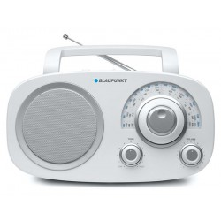 Radio de table Multi-band Analogique BLAUPUNKT BSA-8001 Blanc