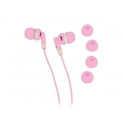 Écouteurs + Embouts silicone T'nB ESCOMX COMXTRIP Rose