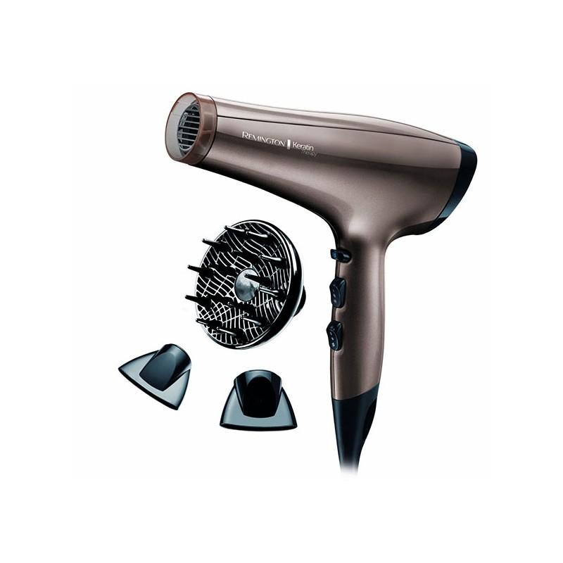 Sèche-cheveux Keratin Therapy REMINGTON AC8000 Marron