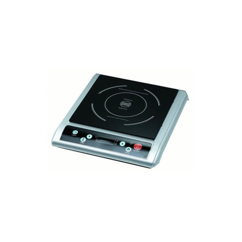 Plaque induction 1 foyer harper pi2007 noir 1800 w - Alimentation plaque induction ...
