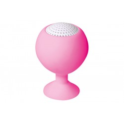 Enceinte multimédia Rechargeable Iceball LOGILINK SP0031 Rose
